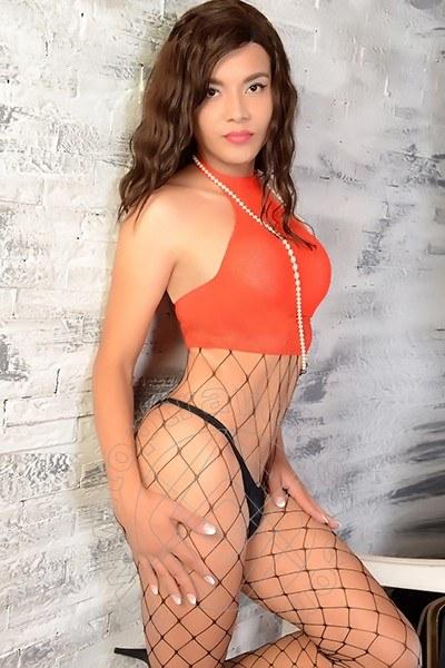 Transex Parigi Camila Spagnola
