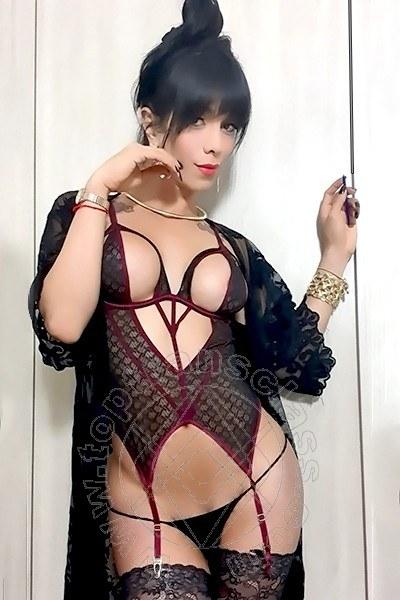 Transex Roma Allison Luna